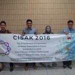 Empat Mahasiswa UII  Presentasi Peneliitan di Seoul, Korea Selatan